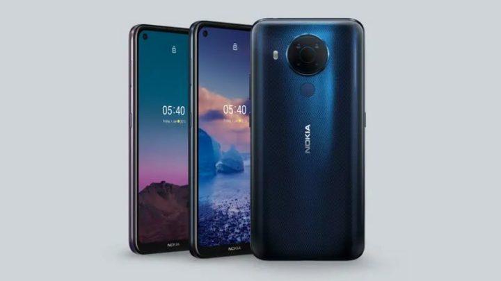 Há um novo smartphone no mercado: Conheça o Nokia 5.4