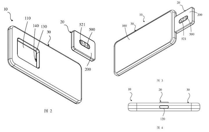 OPPO poderá estar a trabalhar em smartphone com câmara modular