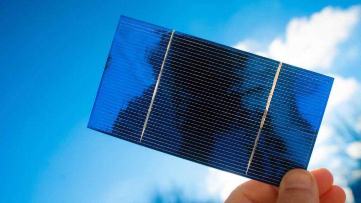 Energia Solar: Recorde de eficiência de 29,15% com nova célula solar de perovskita