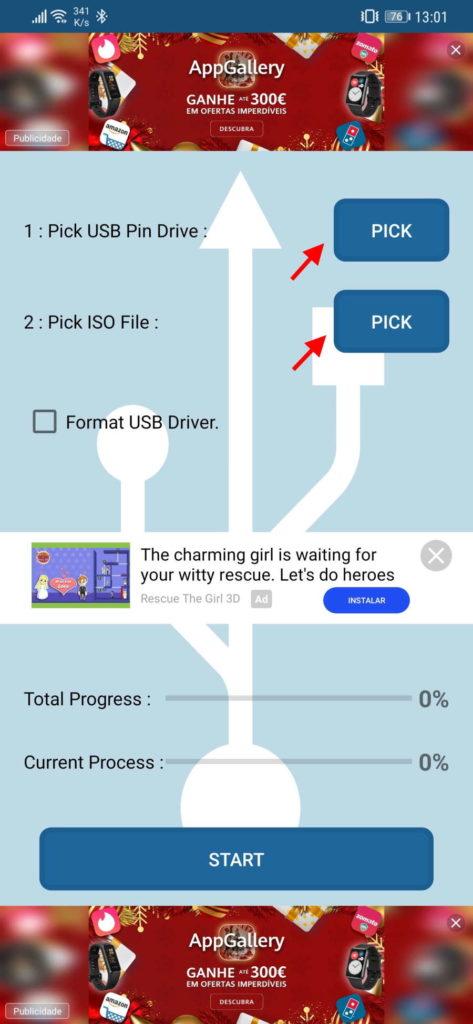 Windows 10 Android instalar Microsoft USB