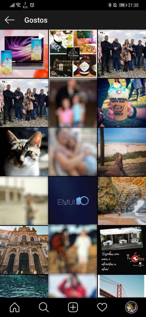 Instagram fotografias imagens gosto utilizador