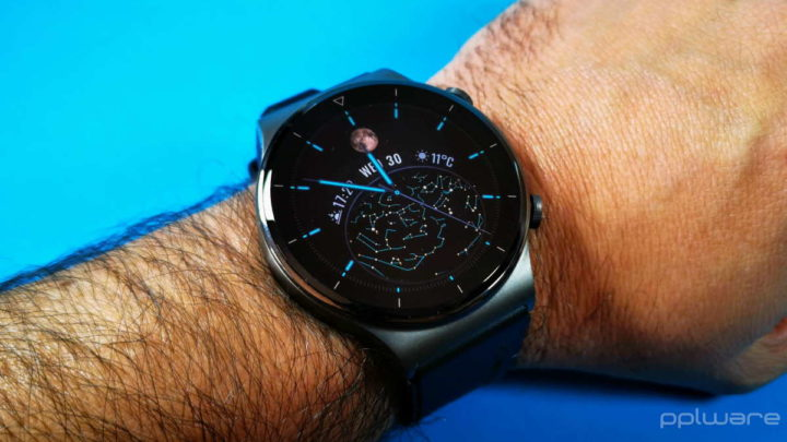 Huawei smartwatches apps AppGallery relógio