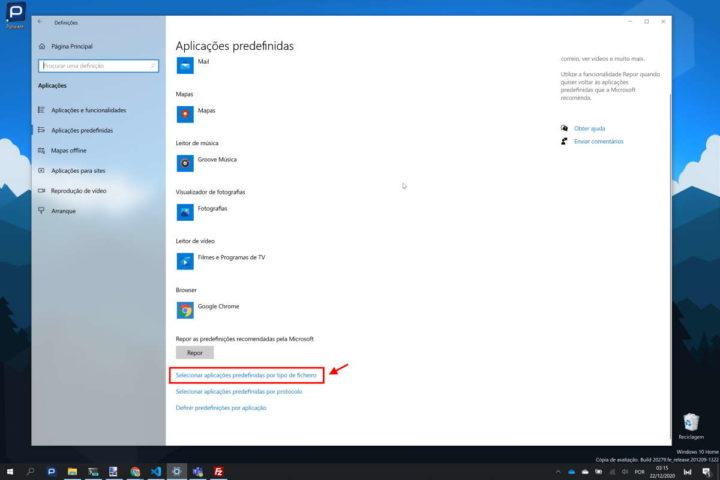 PDF browser Windows 10 leitor ficheiros
