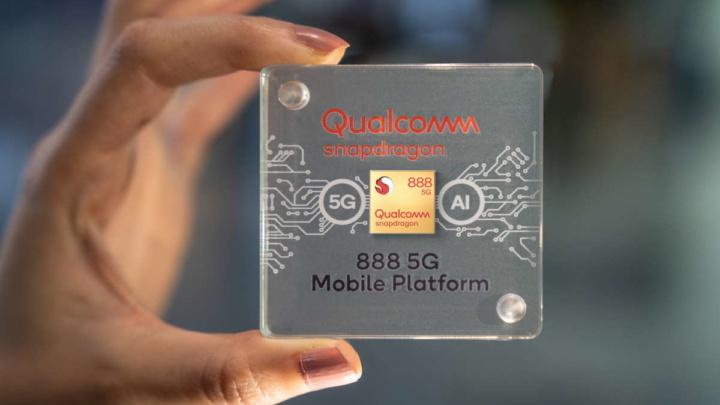 Snapdragon 888 Qualcomm SoC smartphones