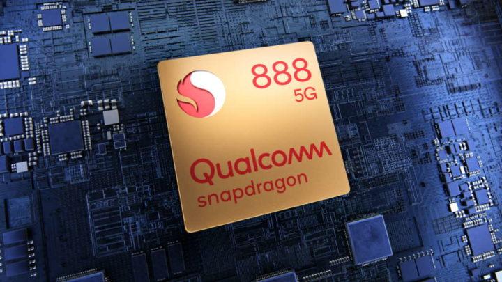 Snapdragon 888 Qualcomm testes desempenho Antutu