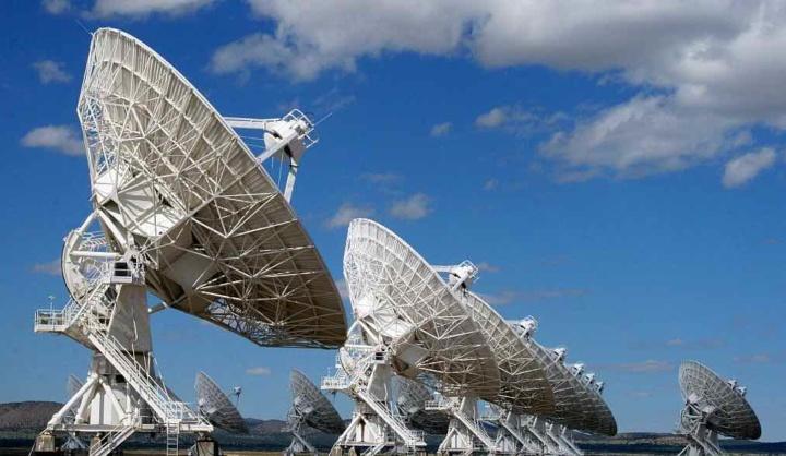 Incrível: Radiotelescópio mapeou 3 milhões de galáxias distantes em 300 horas