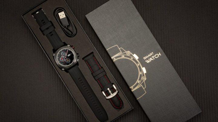 Cubot C3 - um novo smartwatch de baixo custo
