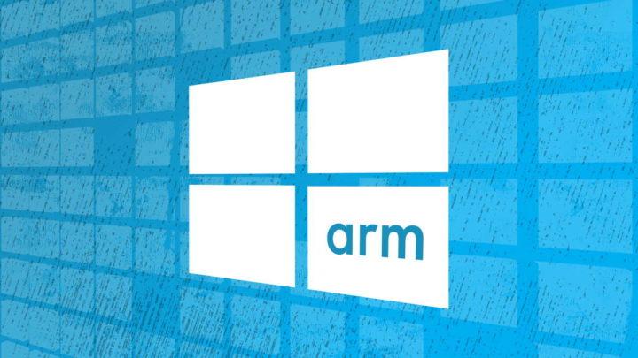 Windows 10 ARM 64 bits Microsoft apps