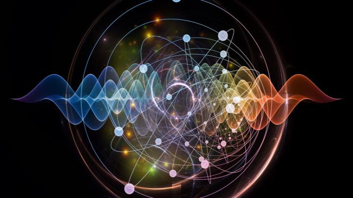 Teletransportação quântica.
