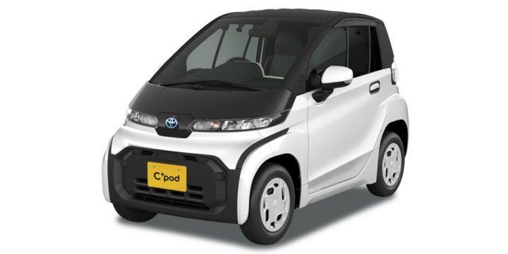 """Toyota C+ Pod: O """"Papa-Reformas"""" que custa apenas 13 mil euros"""