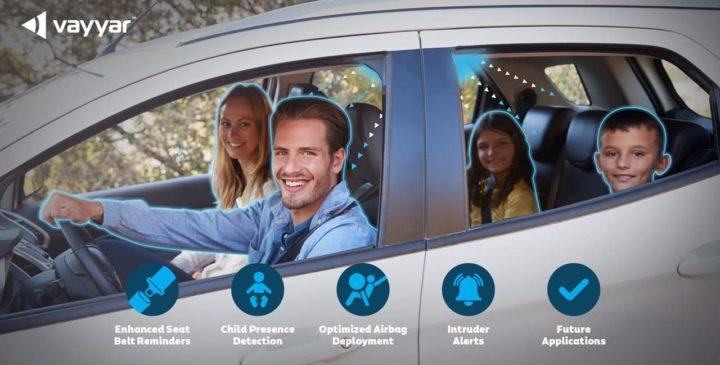 """Pequeno chip """"radar 4D"""" pode substituir vários sensores de um carro"""