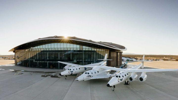 Spaceport America.