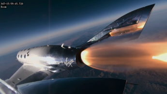 Virgin Galactic.