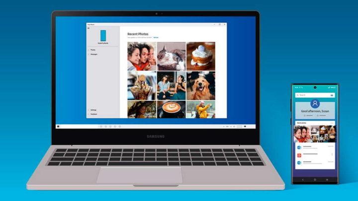 contactos Android Windows 10 Microsoft novidade