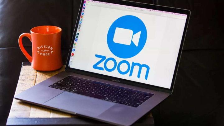 Calendário de e-mail de videoconferência do Zoom COVID-19