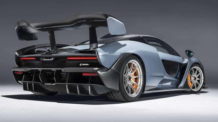 Quer comprar um McLaren Senna? Como novo e tem 300 mil euros em extras