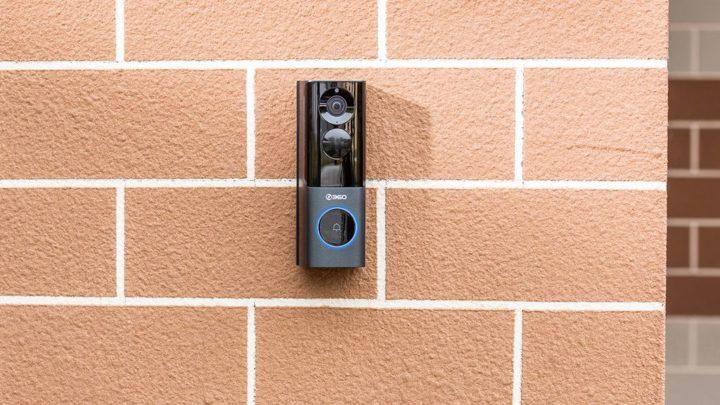 360 Video Doorbell X3 - a primeira campainha com sensor de radar