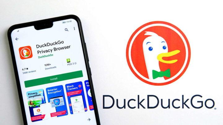 DuckDuckG pesquisas motor Google seguro