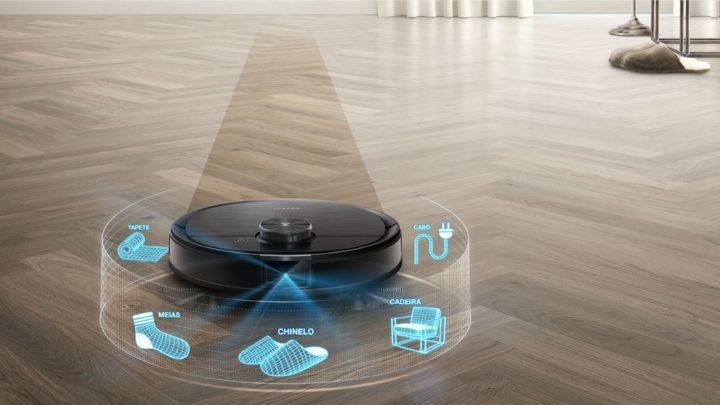 Análise: Ecovacs Deebot OZMO T8 AIVI - muito mais que um robô aspirador