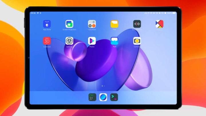 JingOS Linux iPadOS tablets Apple