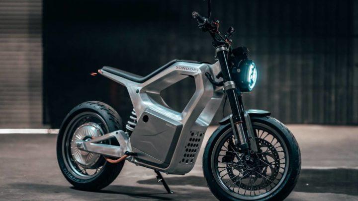 SONDORS anuncia mota elétrica por apenas 5 mil dólares