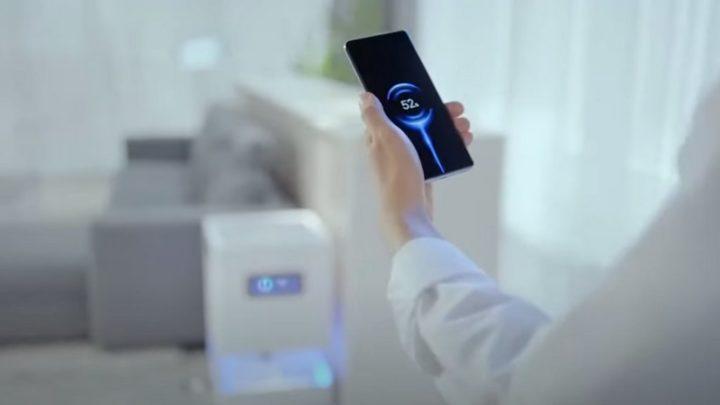 Mi Air Charge - Xiaomi apresenta uma nova forma de carregamento