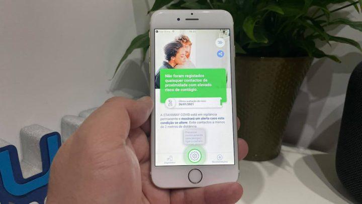 STAYAWAY COVID já funciona nas versões mais antigas dos iPhones