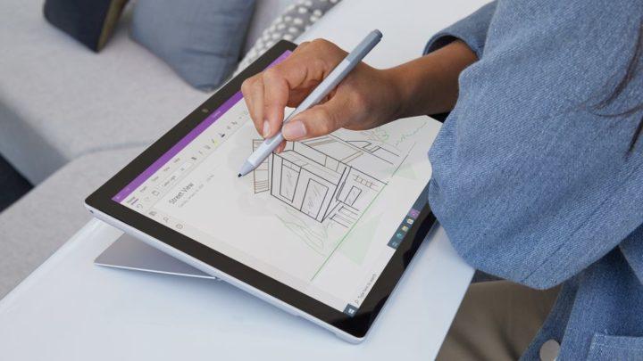 Microsoft apresenta o Surface Pro 7+ for Business. Chega a 15 de janeiro