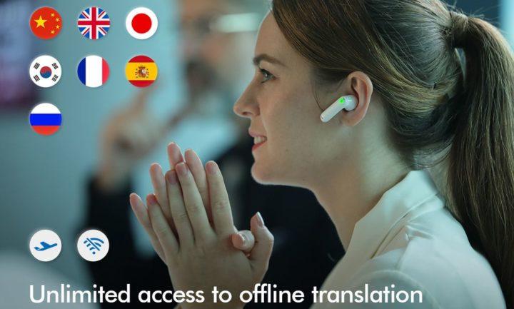 Timekettle WT2 Edge - os primeiros earbuds de tradução instantânea bidirecional