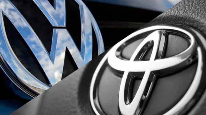 Toyota bate a Volkswagen e chega ao nº1 de vendas