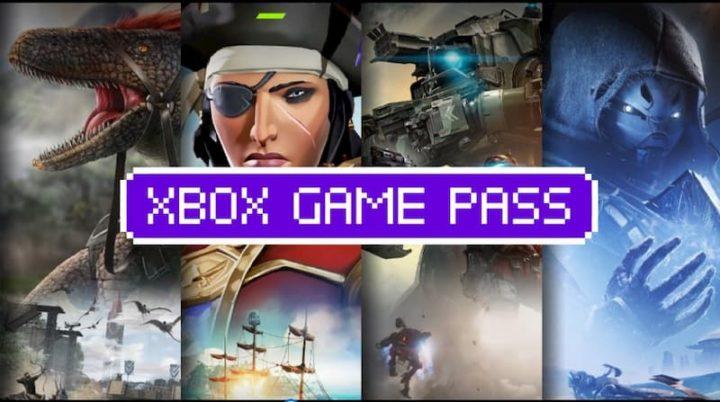 Ilustração novidades Xbox Game Pass
