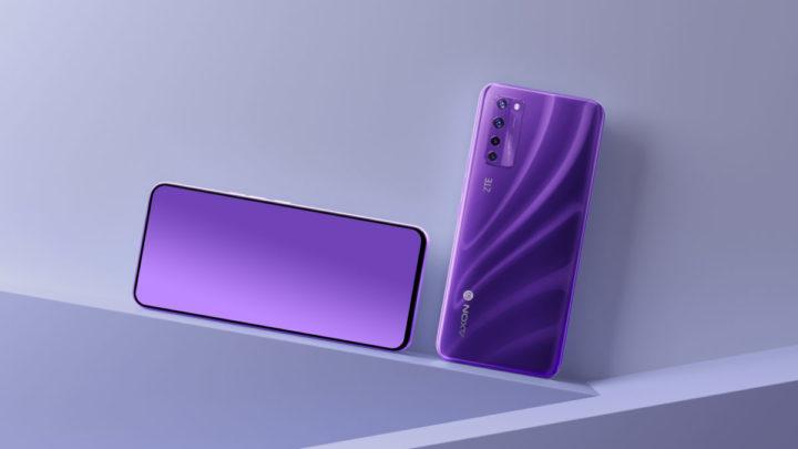 ZTE Axon 20 5G: Smartphone com câmara embutida no ecrã chegou a Portugal