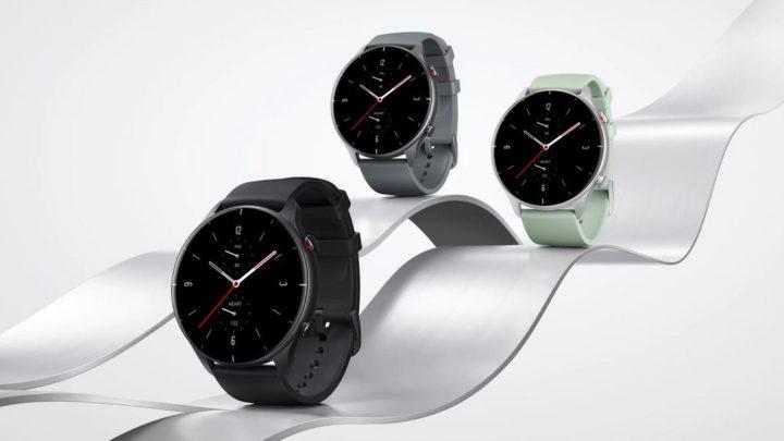 Amazfit alarga a sua família de smartwatches com 6 novos modelos GTS 2 e GTR 2
