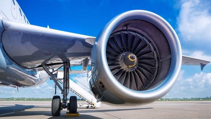 Turbina avião