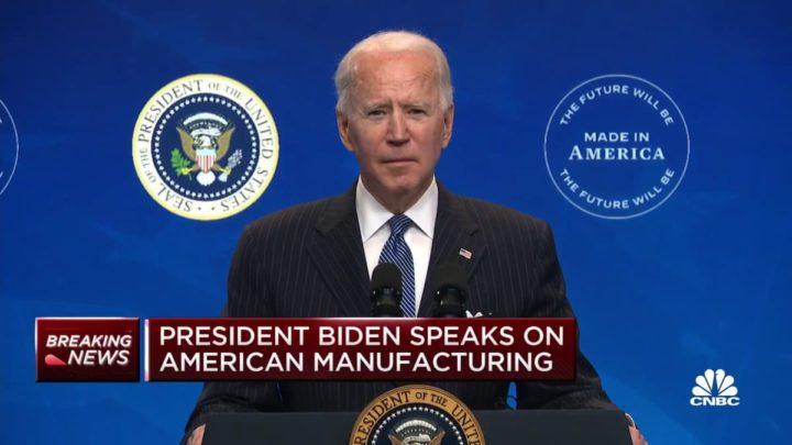 Discurso Joe Biden