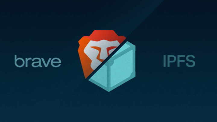 Conteúdo da Internet do Brave Browser IPFS