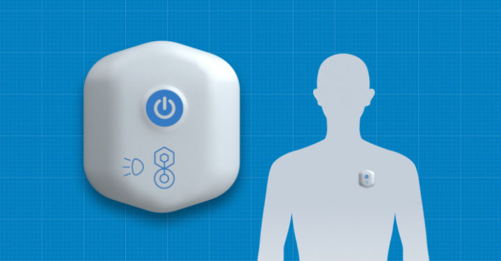 BioButton: O equipamento para monitorizar sintomas da COVID-19