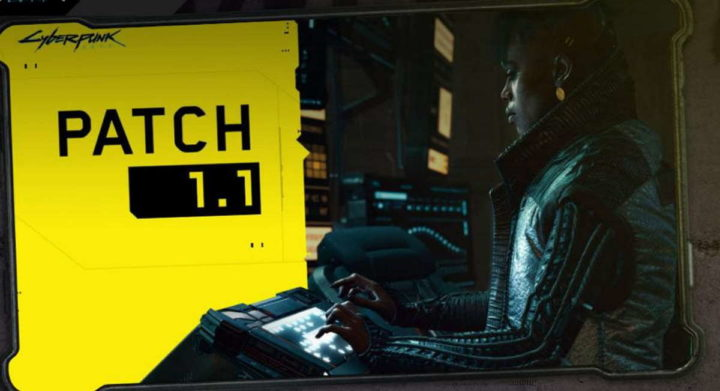 Cyberpunk 2077 patch jogo problemas CD Projekt Red
