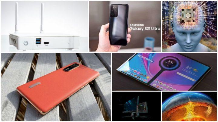 E os destaques tecnológicos da semana que passou foram... - Oppo, Vilfo, Samsung, Xiaomi, Intel