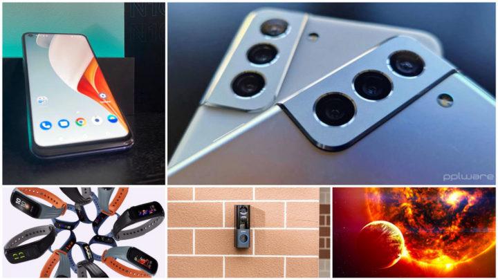 E os destaques tecnológicos da semana que passou foram... - Samsung, Galaxy S21, OnePlus, Qualcomm