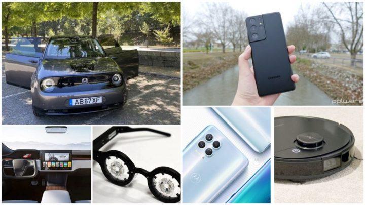 E os destaques tecnológicos da semana que passou foram... - Nokia Xiaomi, Samsung, Honda