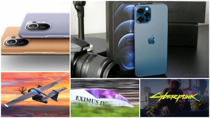 E os destaques tecnológicos da semana que passou foram... - Apple, iPhone, Xiaomi, OnePlus, Samsung