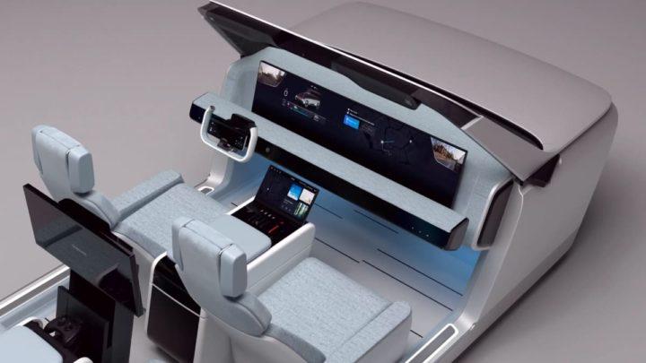 Samsung Digital Cockpit para carros elétricos autónomos