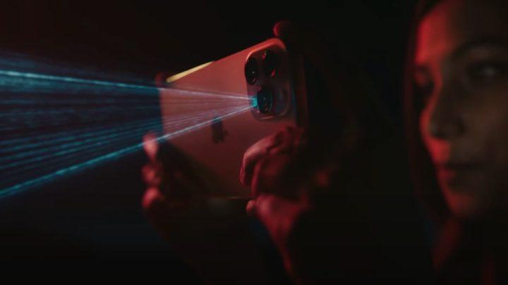 Imagem Dolby Vision no iPhone 12 Pro