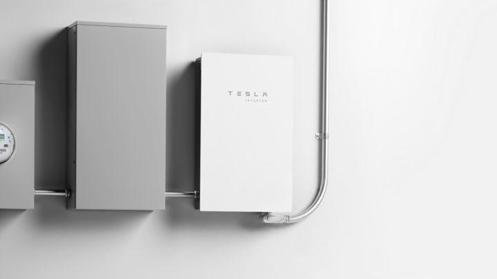 Inversor Solar da Tesla