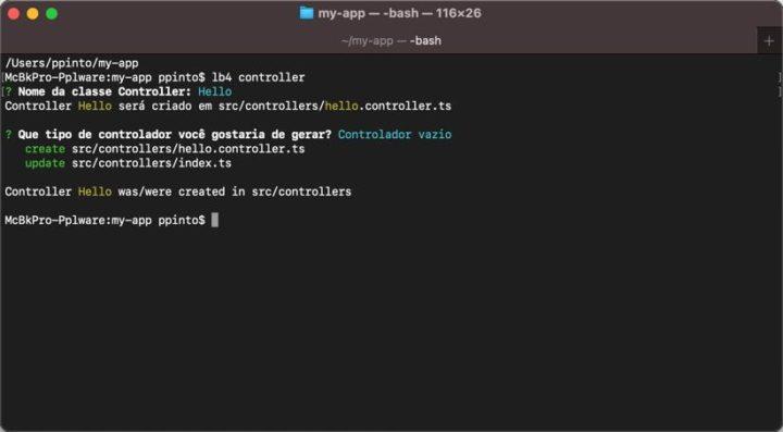 Tutorial: Aprenda a criar uma API com o loopback da IBM (2)