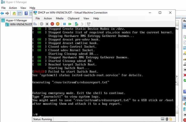 """Esqueceu-se da password de root do Linux CentOS! Faça este """"hack""""..."""