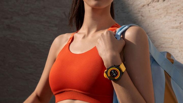 Procura um smartwatch? Temos sugestões económicas para si - Xiaomi Mi Watch Color