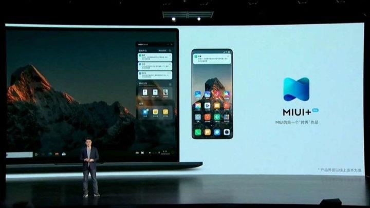 Xiaomi MIUI+ MIUI smartphones sistemas