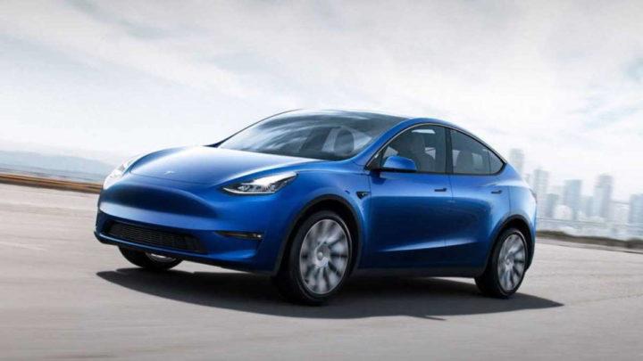 Tesla Model Y segurança nota máxima carros